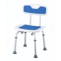 Cadeira Prim com encosto para banho
