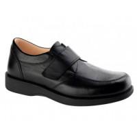Sapato Diabético Homem Preto