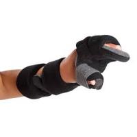 Suporte imobilizador de pulso, mão e dedos