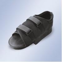 Sapato pós-cirúrgico com tacão Orliman